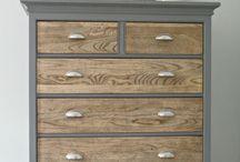 2 toned furniture