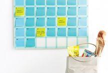 Be Organized / by Kristine Ignacio