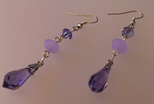 My creations! / I love Swarovski Crystal Elements.
