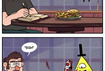gravity falls-bill cipher