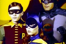 Bruce Wayne, and Batman.
