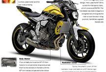 車・バイク XSR 700