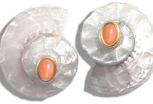 Helga Wagner Earrings / Helga Wagner Designer Earrings / by Helga Wagner