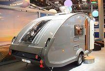 Caravanes T@B