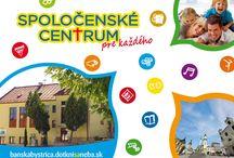 Spoločenské centrum Banská Bystrica