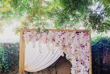 Wedding Decoration Outdoor