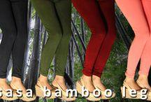 indosasa bamboo leggings