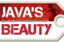 Logo of JAVA'S BEAUTY / This the new and official LOGOTYPE of Java's Beauty