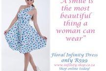 INFINITY DRESS QUOTES