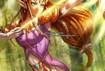 Zelda is better then link