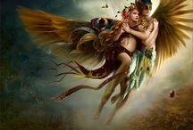Digital Fantasy Art