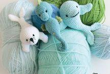 mini toys crochet Amigurumi