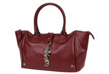 Leather Evening Handbag / Buy exclusive range of leather evening handbag at our online handbag store with international shipping. http://www.transfashions.com/en/women/bags/leather-evening-handbag.html