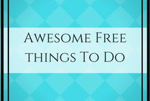 Awesome Free Things To Do