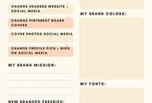 Blog checklists