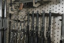 Safe weapons storage