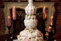 Wedding Cakes!!...WOW!! / These are some Unbelievable Wedding Cakes!! God bless all those talented people, who created all these amazing wedding cakes. / by Renee Hoskins 'Duarte'