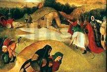 Kuszenie św.Antoniego