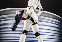 Star Wars Pinup