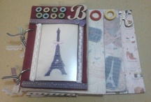 My Scrapbook Ideas ♥ / This is biggest hobby, making scrapbook ♥