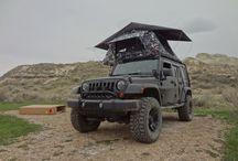 Jeep Build / Building the VagabondExpedition.com Jeep Wrangler