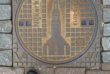 putdeksels / manhole covers