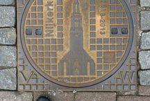 putdeksels / manhole covers