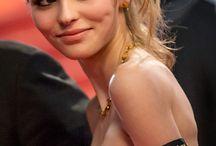 lily rose depp / actress-model
