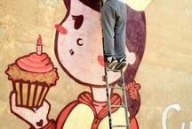 Graffitis y Murales :O