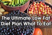 low fat food