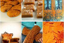 Autumn: Orange