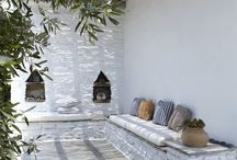 Courtyards / Inspiration for Dublin Home  / by Kim Gray