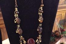 Handmade Jewelry / Bella Gems  Handmade Jewelry #handmade #beads #necklaces #bracelets #earrings  / by Marie