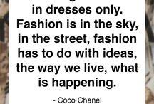 Chanel ... Coco Chanel