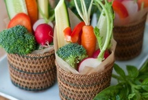 Healthy veggie appetizers / CMHealth and CMFoodAnd on Blogspot.