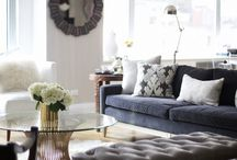 LIVING ROOMS [] SALONES