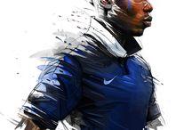 mon joueur préféré de foot