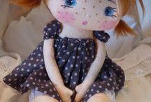 babák textilből