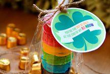 St. Patrick's Day / by Brenda Score | a farmgirls dabbles