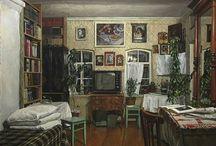 soviet interior and 40-60s