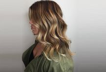 Balayge/ombre/strobing