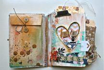 (micro) junk journals