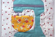 Hobby - Applique, Quilting / by Marcia Hron
