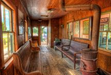 Old train / Train