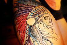 Tattoos / Tattoos and more..