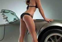 Babes n Cars