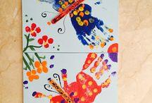 Kids art activities