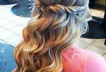 Hair / Cute hair style I found