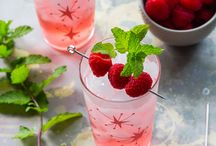 Shrubs/Fruit infused water