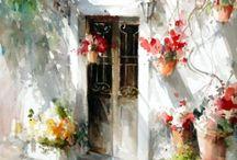 paintings****